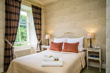 Knockinaam Lodge kamer